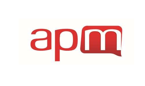 Logo APM EN