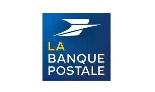 Logo Banque Postale EN